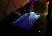 تهران| مرگ راننده پراید پس از تصادف با کامیونت + تصاویر