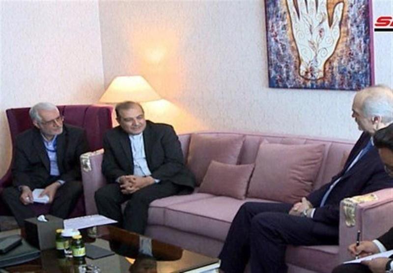 دوازدهمین دور مذاکرات آستانه؛ دیدار هیئت ایرانی با هیئت سوری و روسی
