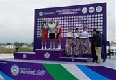 دوچرخهسواری قهرمانی آسیا  دومین مدال ایران دشت شد