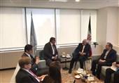 دیدار ظریف و وزیر امورخارجه فنلاند در نیویورک