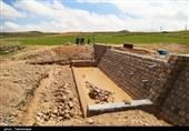 سازههای آبخیزداری جایگزین آبانبارها و چاههای جنوب قشم شدند