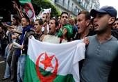 شهروندان الجزایری: خواستههایمان محقق نشده؛ مردان بوتفلیقه باید بروند
