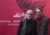 شهبازیان و علیزاده جام تهی را برای سیل زدگان امضا کردند