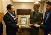 وزیر دفاع چین: از منافع ایران در مجامع بینالمللی حمایت میکنیم