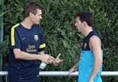 فوتبال جهان  لطف بزرگ ویلانووا در حق بارسلونا چند روز قبل از پایان زندگیاش