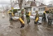 پایتخت کانادا در معرض خطر آسیبهای حاصل از وقوع سیلاب