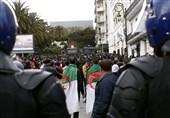 تجمع اعتراض آمیز الجزایریها برای دوازدهمین هفته