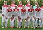 مسابقات انتخابی دختران زیر 19 سال آسیا| دختران ایران به دلیل کارت زرد بیشتر از صعود به دور نهایی بازماندند
