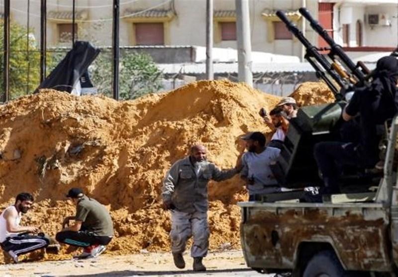 تسلط نیروهای دولت وفاق لیبی بر بیشتر قسمتهای فرودگاه طرابلس