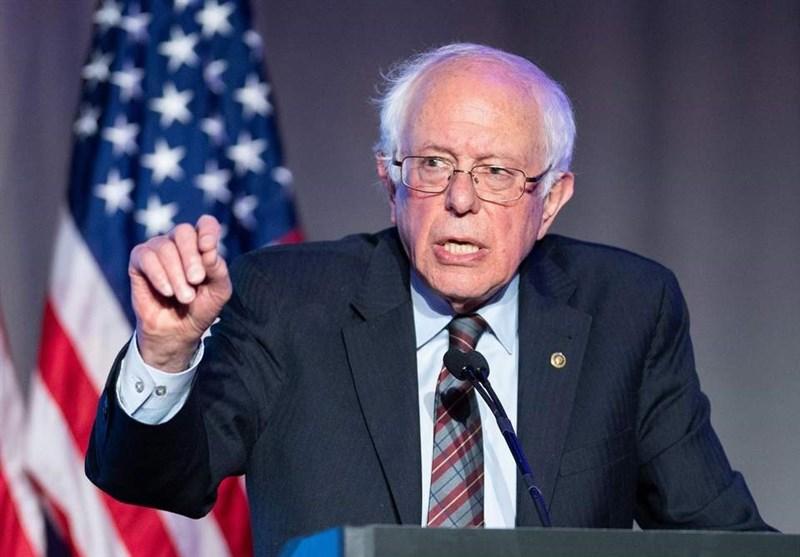 سندرز: باید پس از هزینه تریلیونها دلار در جنگها نظامیانمان را به وطن بازگردانیم