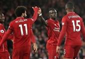فوتبال جهان|لیورپول با زودهنگامترین گل تاریخش در لیگ برتر انگلیس موقتاً صدرنشین شد