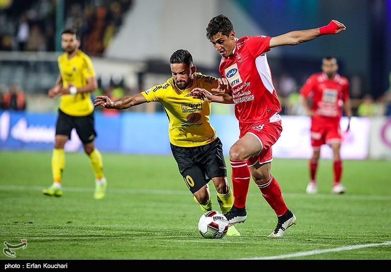 اعلام زمان جدید دیدار سپاهان - پرسپولیس و فینال جام حذفی