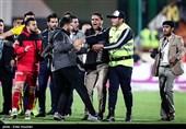 توضیحات رئیس اورژانس تهران درباره فوت یک هوادار در ورزشگاه آزادی