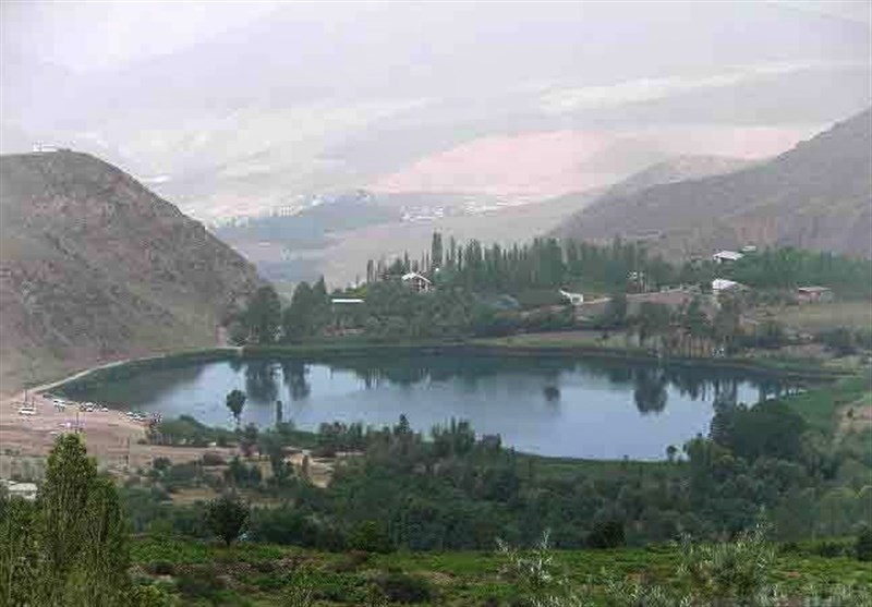 Yaleh Gonbad Village Famed for Mineral Spring