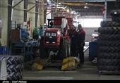 خط تولید تراکتور استان کردستان تعطیل شد