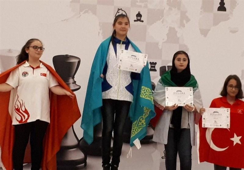 یک برنز، حاصل تلاش شطرنجبازان ایران در مسابقات قهرمانی دانشآموزان جهان