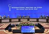 Astana Formatlı Görüşmeler Nur Sultan'da Başladı