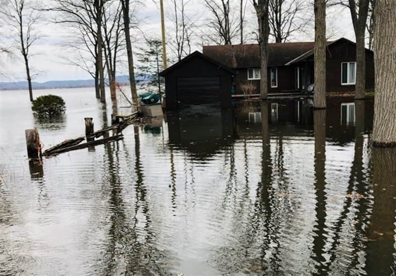 Evacuations Declared in Canadian Province Due to Flooding (+Video)