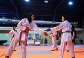 اردوی تیم ملی کاراته بانوان از اول آبان آغاز میشود
