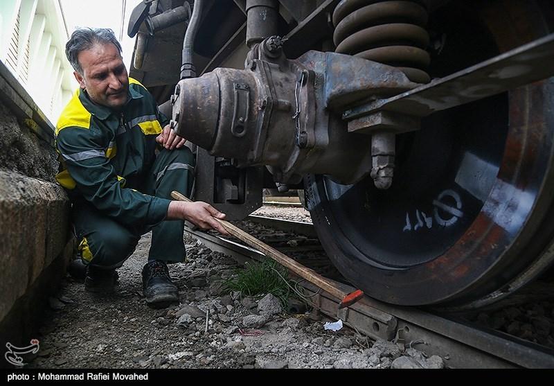 ایران از واردات سوزن قطار بی نیاز شد + عکس