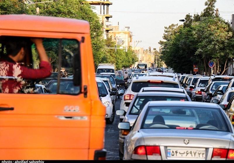 بیش از 70 درصد آلودگیهای اراک منشا ترافیکی دارد