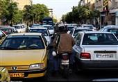 ترافیک کاشان به روایت تصویر