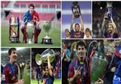 فوتبال جهان  لیونل مسی به رکورد منحصر به فرد «گیگز» نزدیک شد