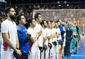 Iran Advances to Men's Indoor Hockey Asia Cup Semis