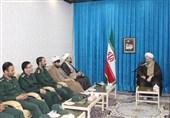 کاشان| پاسداران انقلاب اسلامی مسلح به سلاح معرفت شناسی هستند