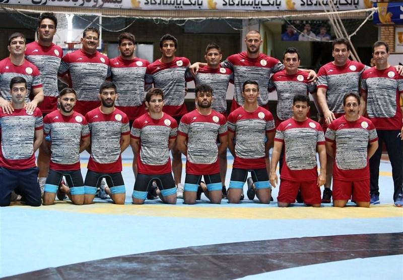 کشتی فرنگی قهرمانی آسیا| تیم ایران با کسب 4 مدال طلا و 3 مدال برنز قهرمان شد
