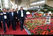 Tehran Hosts 17th International Flowers Exhibition