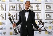 فوتبال جهان|فندایک بهترین بازیکن فصل لیگ برتر انگلیس شد/ استرلینگ جایزه جوان فصل را ربود