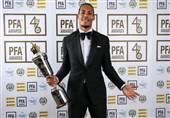فوتبال جهان| فندایک؛ از ظرفشویی برای 3 پوند در ساعت تا جایزه بهترین بازیکن لیگ برتر انگلیس