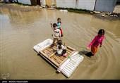 Relief Efforts Underway in Iran's Flood-Stricken City