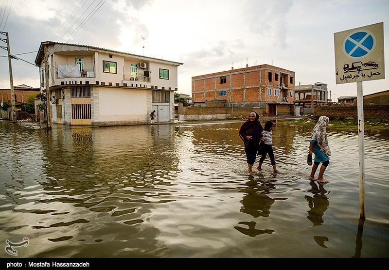 ادامه امدادرسانی به سیلزدگان در استان گلستان؛ ساخت 500 واحد مسکونی سیلزدگان کمیته امداد آغاز شد