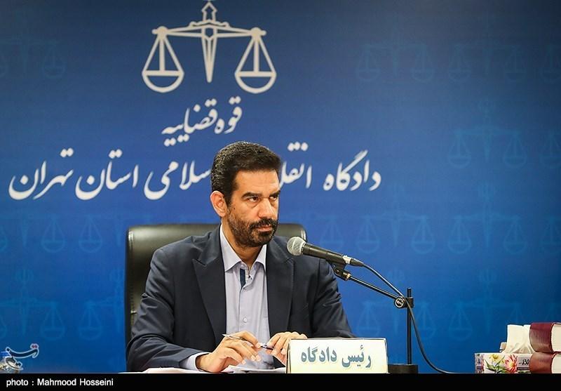 تهدید و مزاحمت تلفنی داماد فراری نعمتزاده برای دادگاه از داخل کشور
