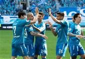Sardar Azmoun Helps Zenit to Lift Russian Title