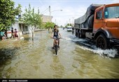 """کدام استانها امروز شاهد """"رگبار، رعدوبرق و سیلابی شدن رودخانهها"""" هستند"""