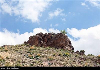 بر اساس شواهد تاریخی و طبیعی موجود اعم از قنات قصبه، قدمت این ناحیه به پیش از دوره هخامنشیان اشاره دارد