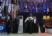 روحانی: آمریکا را بهزانو در خواهیم آورد