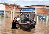 قایقرانان خدماترسان در سیل گلستان به مشهدمقدس اعزام شدند