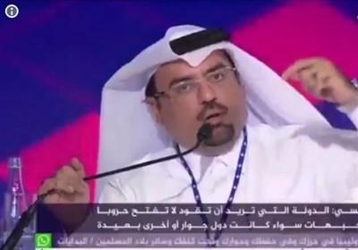 کاتب قطری: لن تحدث حرب مع ایران لا الأن ولا بعد 20 ولا بعد 50 سنة