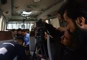 مقابله اسرائیل با کشتی امدادی غزه مستند شد