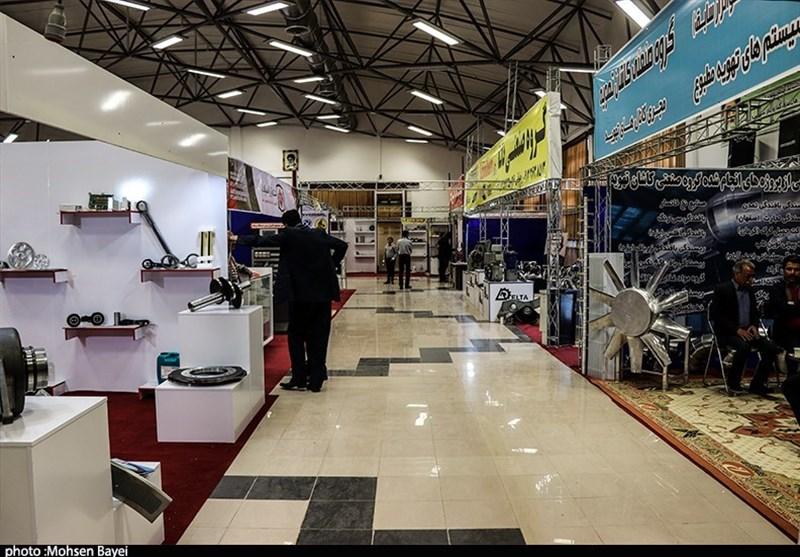نمایشگاه بینالمللی صنایع فرش ماشینی در کاشان افتتاح شد