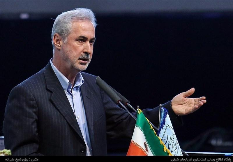 فاصله ریلی تبریز تا تهران با تکمیل پروژه خط آهن تبریز-میانه 5.5 ساعت کاهش مییابد