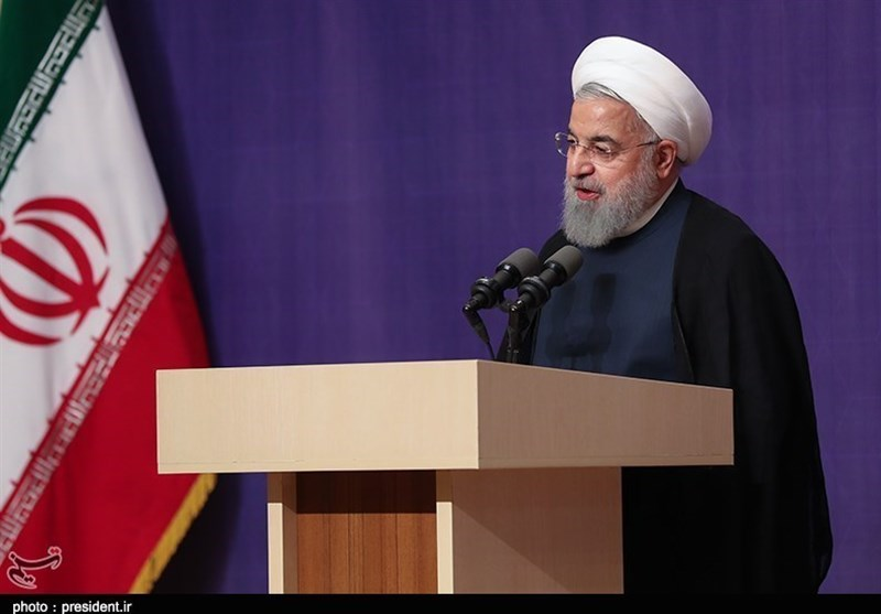 روحانی: باید شجاع باشیم تا کشور را نجات بدهیم