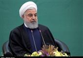 Ruhani: İran Halkı Amerikan Baskılarına Boyun Eğmez