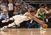 پلی آف لیگ NBA|باکس از سد رپتورز گذشت/ بازگشت میلواکی در کوارتر چهارم
