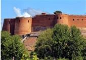 Qamchaqai Castle in Iran's Western Province of Kurdistan