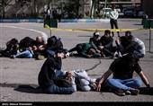 بازداشت 140 اوباش و سارق پایتخت در کمتر از 10 روز